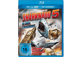 Sharknado 5 - Earth 0 - (3D Blu-ray (+2D))