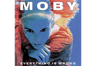 Moby - Everything Is Wrong (CD)