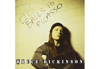 Bruce Dickinson - Balls To Picasso (CD)