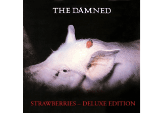 The Damned - Strawberries (Deluxe Edition) (CD)