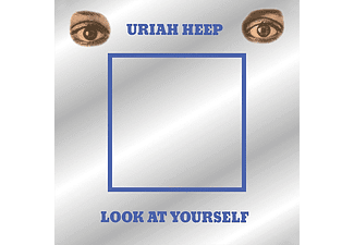 Uriah Heep - Look At Yourself (CD)
