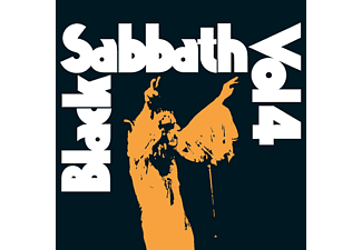 Black Sabbath - Black Sabbath Vol.4 (CD)