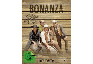 Bonanza - Komplettbox (Staffel 1-14) - (DVD)