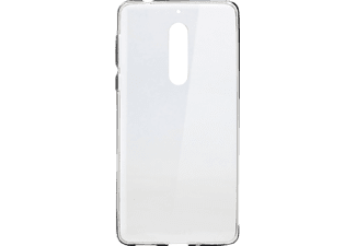 Slim Crystal Cover CC-102 Backcover Nokia 5  Transparent