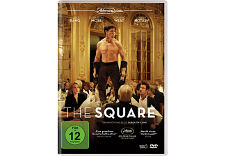 THE SQUARE - (DVD)