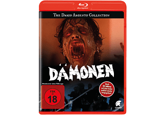 Dämonen - Dario Argento Collection #06 - (Blu-ray)