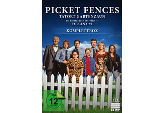 Picket Fences - Tatort Gartenzaun - Staffel 1-4 - (DVD)