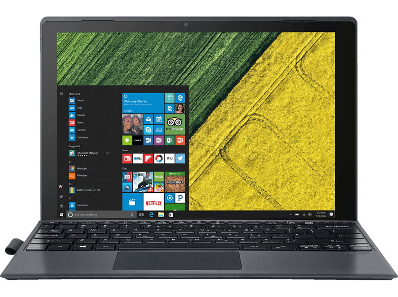 ACER Switch 5 (SW512-52-5819) , Intel®Core™ i5, 256 GB SSD, Anthrazit (Aluminium A-Cover)