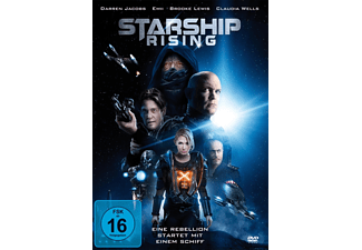 STARSHIP RISING - (DVD)