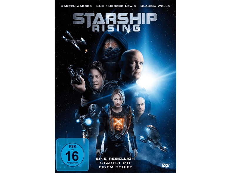 STARSHIP RISING [DVD]
