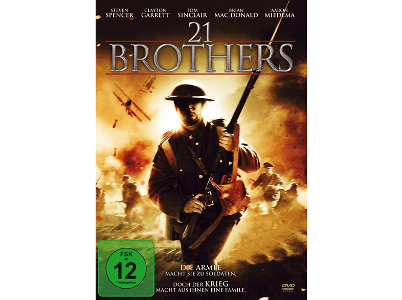 21 BROTHERS [DVD]