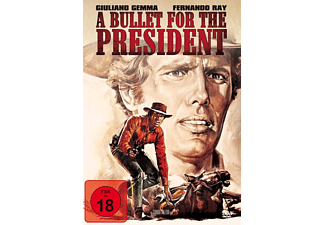 A BULLET FOR THE PRESIDENT - (DVD)
