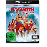Baywatch [4K Ultra HD Blu-ray + Blu-ray]