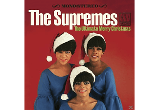 The Supremes - Ultimate Merry Christmas [CD]