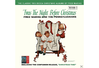 Fred -& Pensylvan Waring - 'Twas The Night Before [CD]