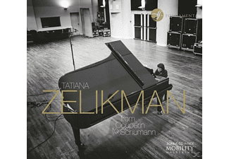 Tatiana Zelikman - From Couperin To Schumann - (CD)