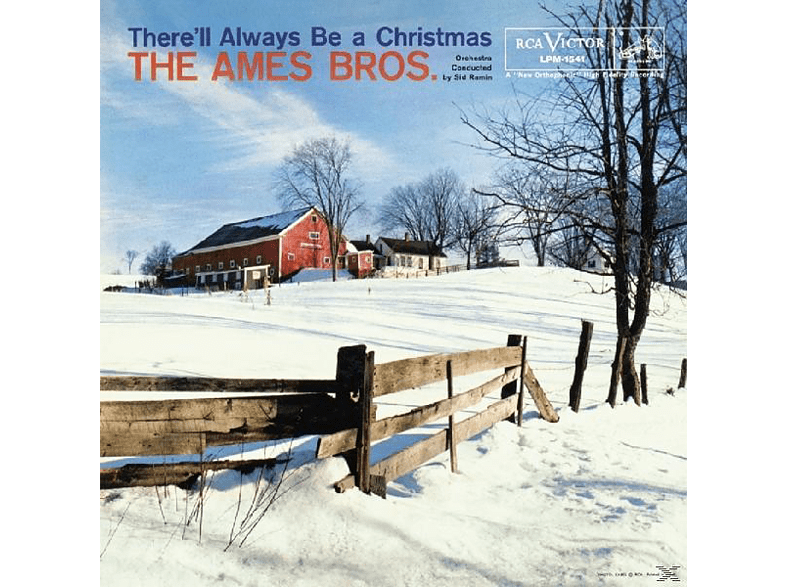 The Ames Brothers - There 'll Always Be A [CD]