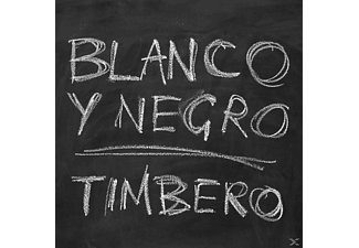 Blanco Y Negro - Timbero - (CD)