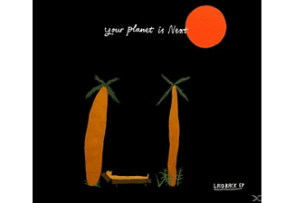 Your Planet Is Next - Laid Back EP - (Vinyl)