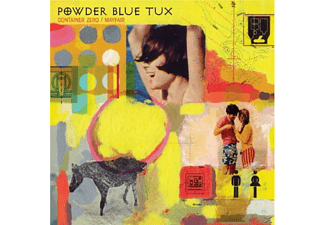 Power Blue Tux - Container Zero/Mayfair-Single - (CD)