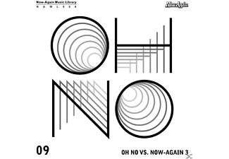 Oh No - Oh No vs. Now-Again III - (CD)