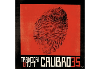 Calibro 35 - Traditori di Tutti (Gatefold LP Ltd.Edition) - (LP + Download)