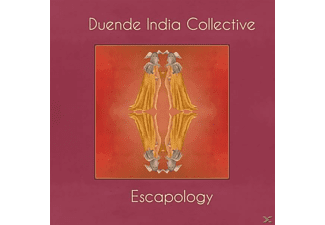 Duende India Collective - Escapology - (CD)