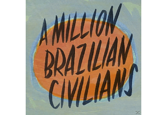 Donn Ross - A Million Brazilian Civilians - (CD)
