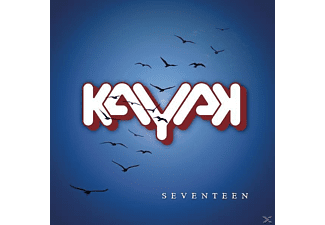 Kayak - Seventeen - (CD)