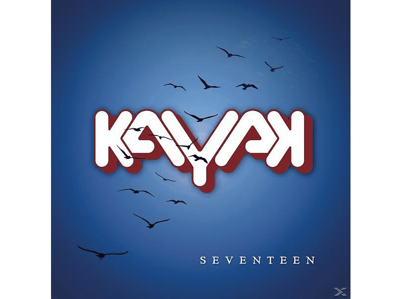 Kayak - Seventeen [LP + Bonus-CD]