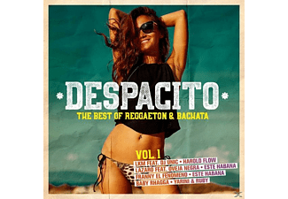 VARIOUS - Despacito - The Best Of Reggaeton & Bachata Vol. 1 - (CD)