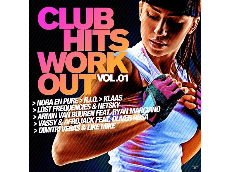 VARIOUS - Club Hits Workout Vol. 1 [CD]