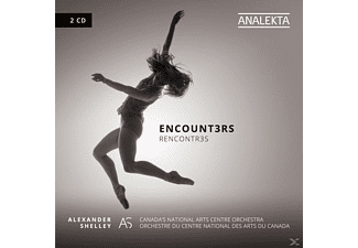 The Canada's National Arts Centre Orchestra, Alexander Shelly - Encount 3rs [CD]