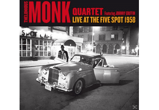 Thelonious Monk - Live at the Five Spot 1958 - (CD)