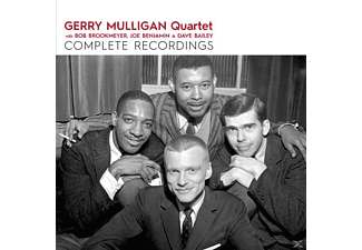 Gerry Mulligan - Complete Recordings - (CD)