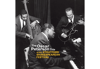 Oscar Peterson - At The Strafford Shakespearean Fest - (CD)