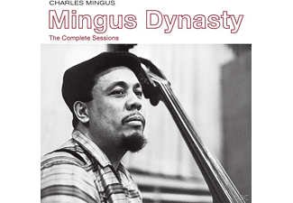 Charles Mingus - Mingus Dynasty.The Complete Sessions - (CD)