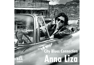 Anna Liza - City Blues Connection - (CD)