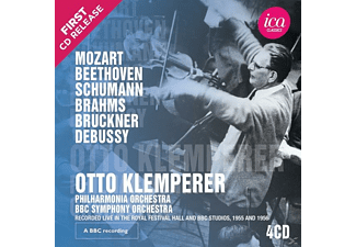 Otto/bbc So/philharmonia Orchestra Klemperer - Sinfonien - (CD)
