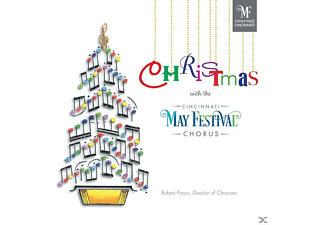 Cincinnati May Festival Chorus - Christmas With The Cincinnati May Festival Chorus [CD]