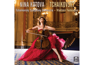 Kotova,Nina/Fedoseyev,Vladimir/Tchaikovsky SO - Serenade for Strings/Variations on a Rococo Theme/ - (CD)