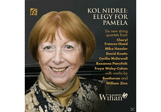 Wihan Quartet - Kol Nidrei-Elegy for Pamela - (CD)