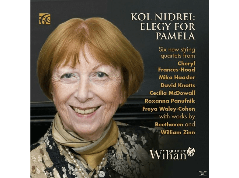Wihan Quartet - Kol Nidrei-Elegy for Pamela [CD]