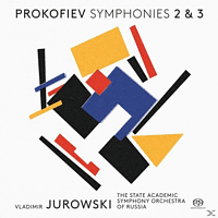 The State Academic Symphony Orchestra Of Russia - Sinfonien 2+3 [SACD Hybrid]