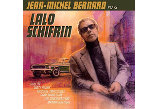 Jean-michel Bernard - Jean-Michel Bernard Plays Lalo Schifrin - (CD)