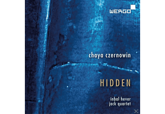 Inbal/jack Quartet Hever - Hidden/Adiantum Capillus-Veneris - (CD)