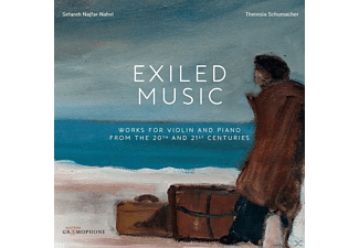Najfar-Nahvi,Setareh/Schumacher,Theresia - Exiled Music - (CD)