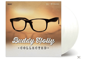 Buddy Holly - Collected (LTD White Vinyl) [Vinyl]