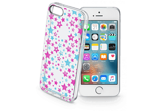 CELLULARLINE Cover Style Case Stars iPhone 5 / 5s / SE