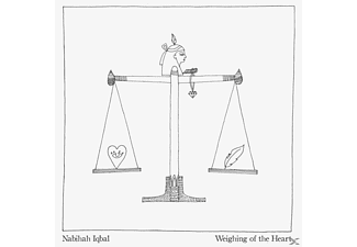 Nabihah Iqbal - Weighing Of The Heart (LP+MP3) - (LP + Download)